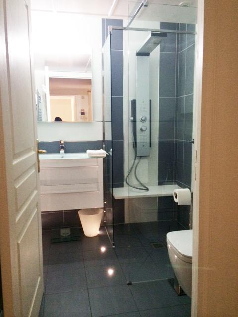 Atelier d'agencement Nice Côte d'azur architecture d'intérieur salle de bain